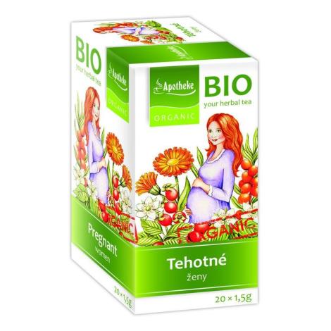 APOTHEKE BIO Čaj pre tehotné ženy n.s. - MEDIATE s.r.o. -