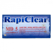 RapiClear MD 5 test 1 ks