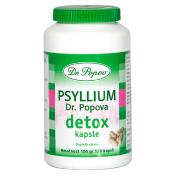 DR. POPOV PSYLLIUM DETOX cps 120
