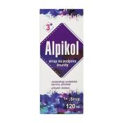 Alpikol sirup na podporu imunity 120 ml