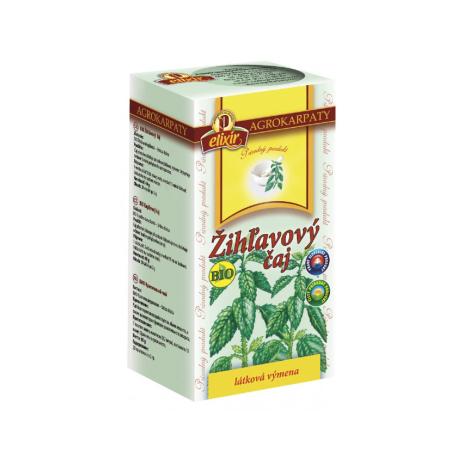 AGROKARPATY BIO ŽIHĽAVA bylinný čaj 20x2 g (40 g)