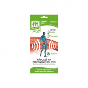 FIT THERAPY Patch KRK náplasť 1x3 ks