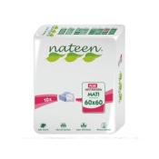 nateen MATI BASIC podložka pod pacienta (60x60 cm), savosť 350 ml, 1x10 ks