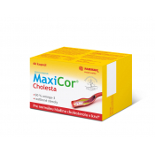FARMAX MaxiCor Cholesta cps 60