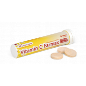 Vitamin C Farmax 1000 mg s vlákninou