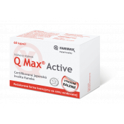 Farmax Q Max Active 30 mg 60 cps