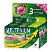 SUSTENIUM Biorytmus 3 multivitamín ŽENA tbl 30