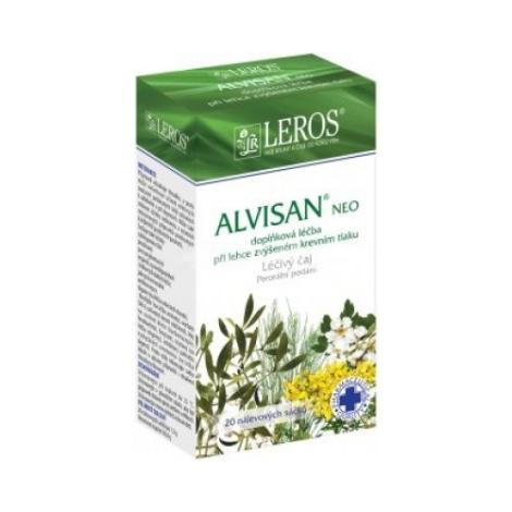LEROS Alvisan Neo porciovaný čaj 20x1,5g