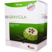 Medikapharm Graviola annona muricata 120 cps