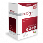 Medikapharm Indol3C 180 cps