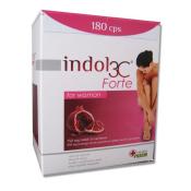 Medikapharm Indol3C forte for woman 180 cps