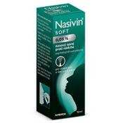 Nasivin Soft 0,05% sprej 10 ml