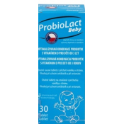 ProbioLact Baby tablety na cmúľanie 30 tbl