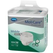 MoliCare Premium Mobile 5 kvapiek M plienkové nohavičky naťahovacie 14 ks