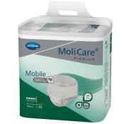 MoliCare Premium Mobile 5 kvapiek L plienkové nohavičky naťahovacie 14 ks