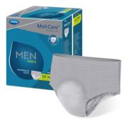 MoliCare Premium men pants 5 kvapiek L inkontinenčné naťahovacie nohavičky 7 ks