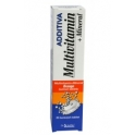 Additiva Multivitamin + Mineral Orange šumivé tablety 20 tbl