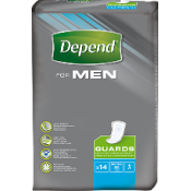 Depend for men 2 14ks
