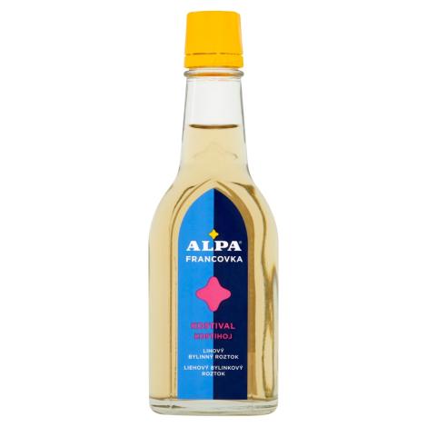 Alpa francovka kostihoj 60 ml