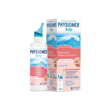Physiomer Baby nosový sprej 115 ml