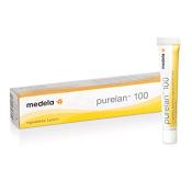 MEDELA PureLan 100 masť na ošetrenie bradaviek (lanolín) 7 g