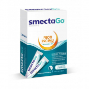 SmectaGo perorálna suspenzia 12 vrecúšok