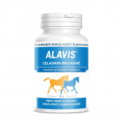 ALAVIS CELADRIN pre kone prášok 60 g