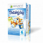 Megafyt detský čaj dýchacie cesty 20x2 g (40 g)