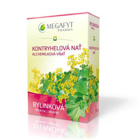 MEGAFYT Alchemilková vňať sypaný čaj