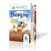 MEGAFYT Detský čaj TRÁVENIE, bylinný čaj 20x2 g (40 g)
