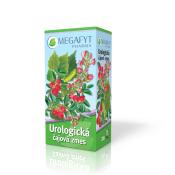 MEGAFYT Urologická čajová zmes (záparové vrecúška) 20x1,5 g (30 g)
