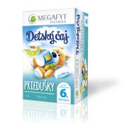 MEGAFYT Detský čaj PRIEDUŠKY 20x2 g (40 g)