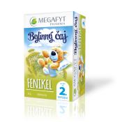 MEGAFYT Bylinný čaj FENIKEL pre deti od 2. mesiaca, 20x1,5 g (30 g)