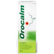 Orocalm 1,5 mg/ml orálny sprej 30 ml