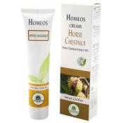 Homeos cream PAGAŠTAN KRÉM 10% extrakt z Pagaštanu konského 75 ml