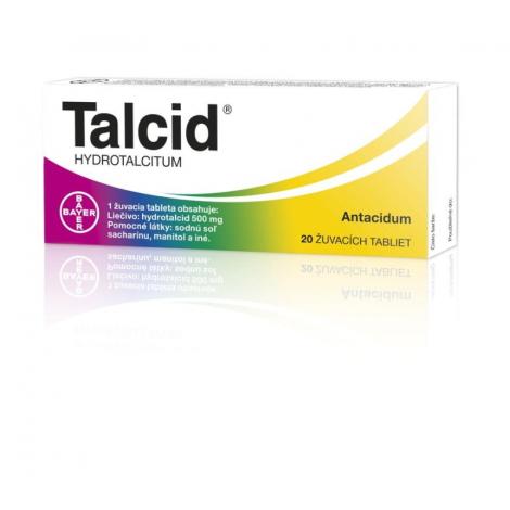 Talcid 20 tb