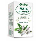 Herbex Mäta pieporná sypaný čaj 50 g