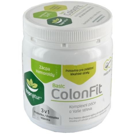 ColonFit Basic vláknina prášok 180g