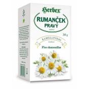 Herbex Rumanček pravý sypaný čaj 50g
