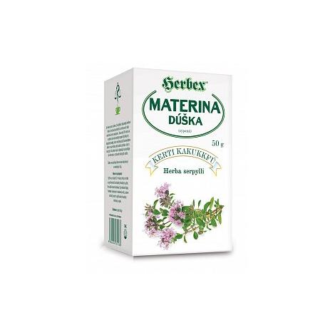 Herbex Materina dúška sypaný čaj 50g