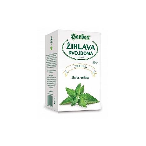 Herbex Žihľava dvojdomá sypaný čaj 50g