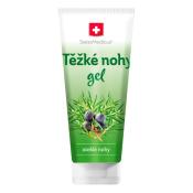 SwissMedicus Ťažké nohy gél 200 ml
