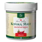 Konská masť hrejivá 250 ml