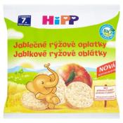 HiPP BIO OBLÁTKY Jablkovo ryžové (od ukonč. 7. mesiaca) 30 g