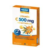 Revital PREMIUM VITAMIN C 500 mg s rakytníkom 30 cps