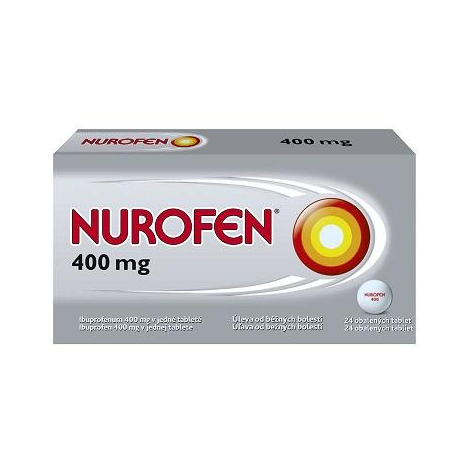 Nurofen 400 mg 24 tabliet