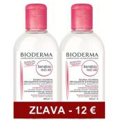 Bioderma Sensibio H2O AR micelárna voda 2x250 ml