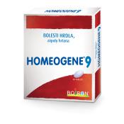 Boiron Homeogene 9 60 tabliet