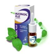 Muconasal plus nosový sprej 10 ml