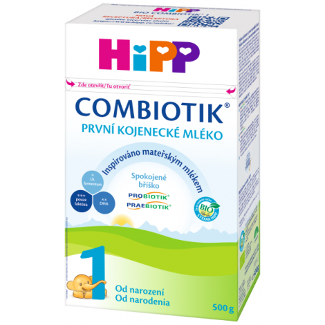 HiPP 1 BIO Combiotic 4x500 g